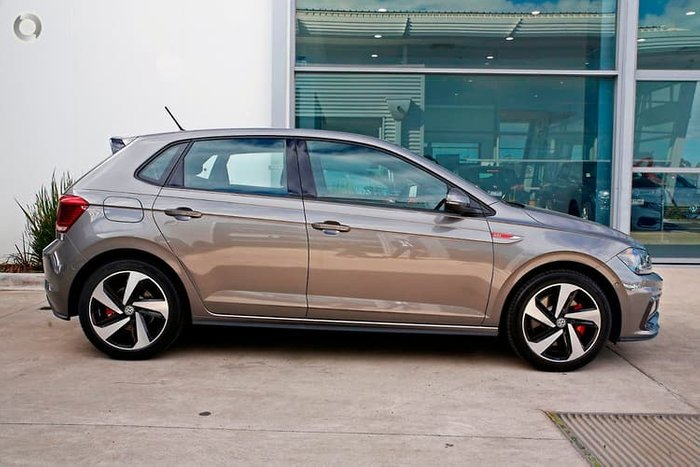 2019 Volkswagen Polo GTI AW MY19 Grey