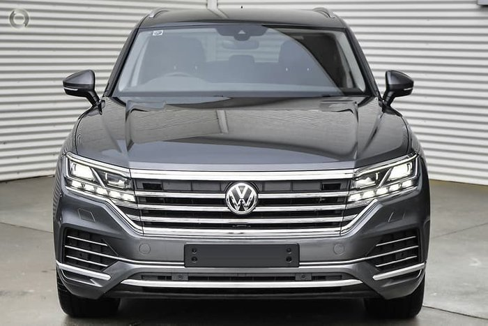 2019 Volkswagen Touareg 190TDI Launch Edition CR MY19 Four Wheel Drive Grey