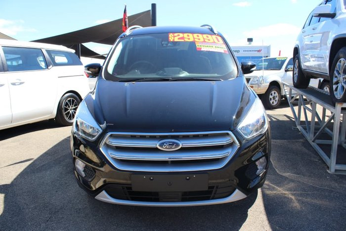 2017 Ford Escape Trend ZG Black