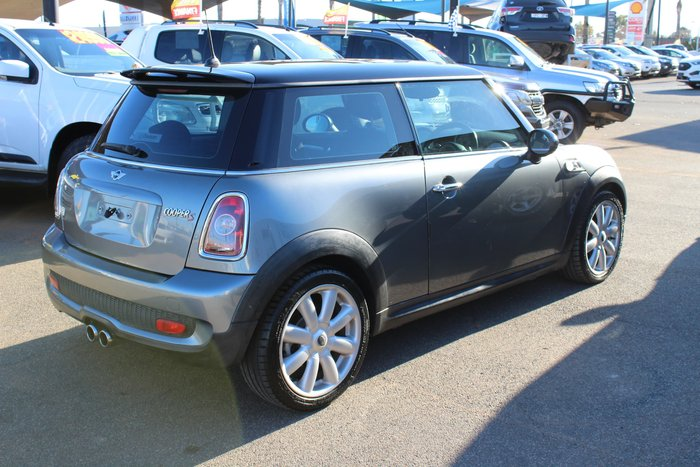 2007 MINI Hatch Cooper S R53 MY05 Grey