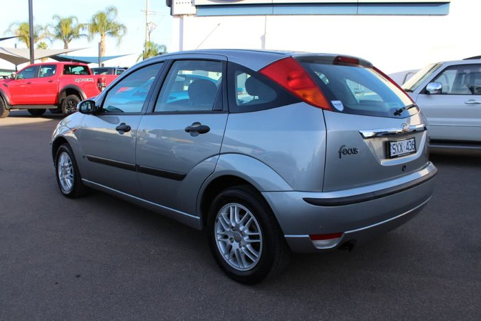 2003 Ford Focus LX LR MY03 Silver