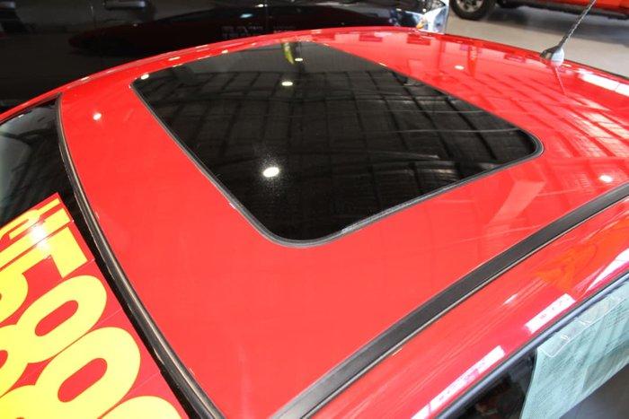 2011 Kia Cerato Koup SLS TD MY11 Red