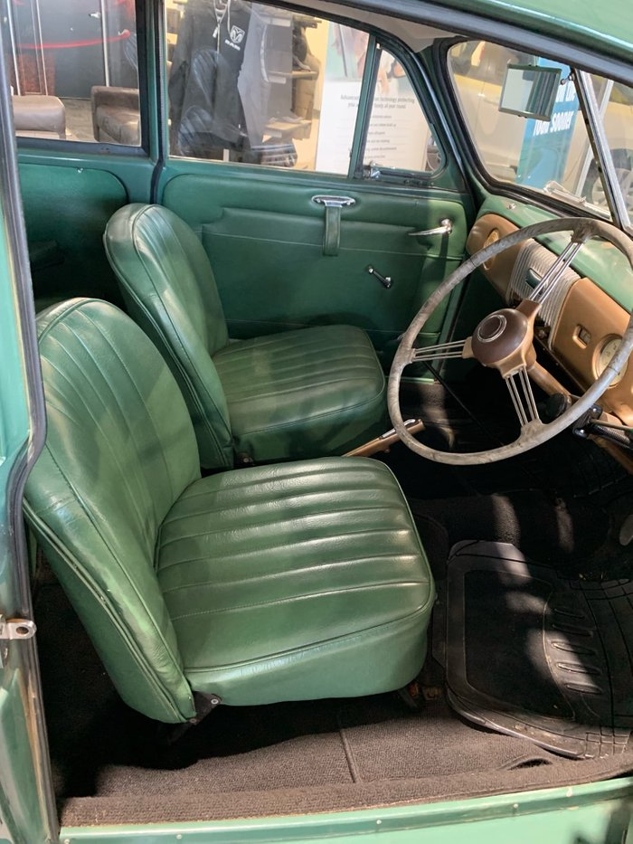 1954 Morris Minor null (No Series) Green