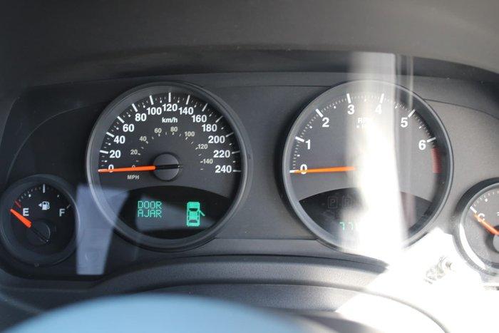 2013 Jeep Compass Sport MK MY13 White