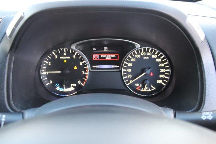 2017 Nissan Pathfinder ST R52 Series II MY17 Silver