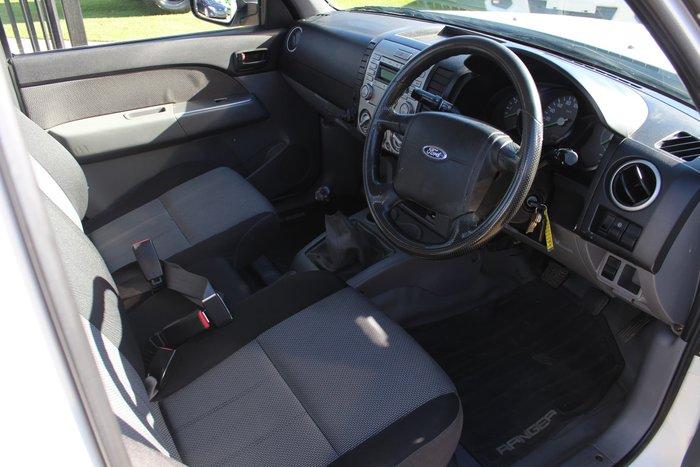 2008 Ford Ranger XL PJ White