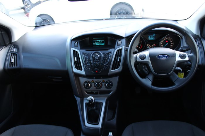 2014 Ford Focus Ambiente LW MKII Silver