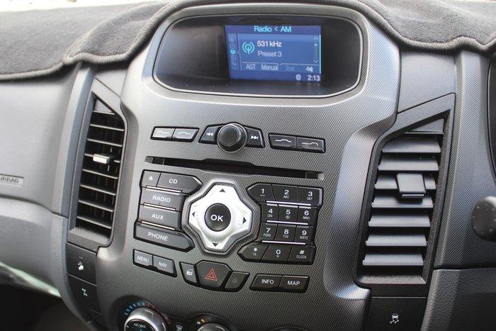 2014 Ford Ranger Wildtrak PX 4X4 Dual Range Orange