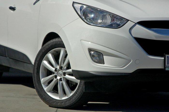2013 Hyundai ix35 Highlander LM2 Four Wheel Drive White