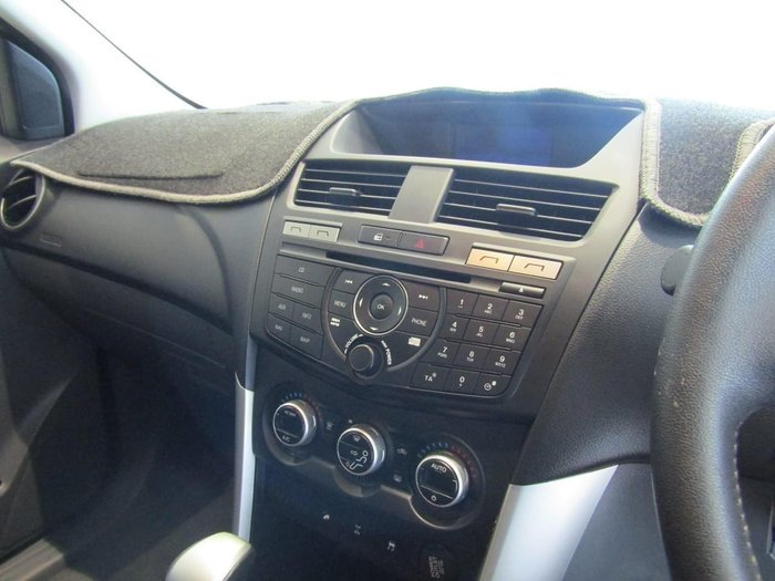 2015 Mazda BT-50 XTR UP 4X4 Dual Range Gold