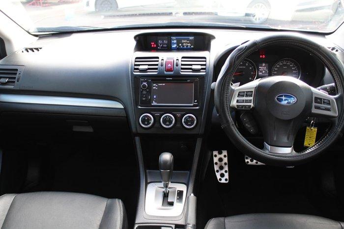 2014 Subaru XV 2.0i-S G4X MY14 Four Wheel Drive Blue