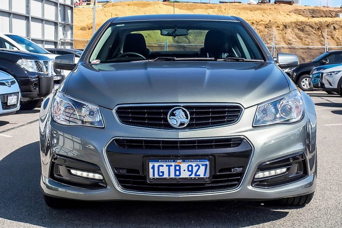2013 Holden Commodore SV6 VF MY14 Grey