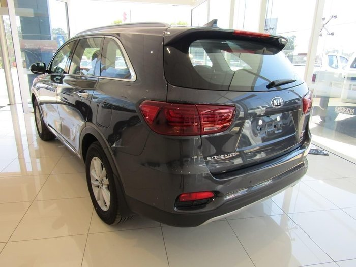 2019 Kia Sorento Si UM MY19 4X4 On Demand Platinum Graphite