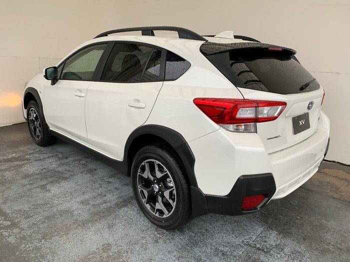 2019 Subaru XV 2.0i G5X MY19 Four Wheel Drive White