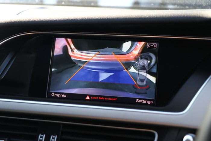 2013 Audi A4 B8 MY13 Four Wheel Drive Silver