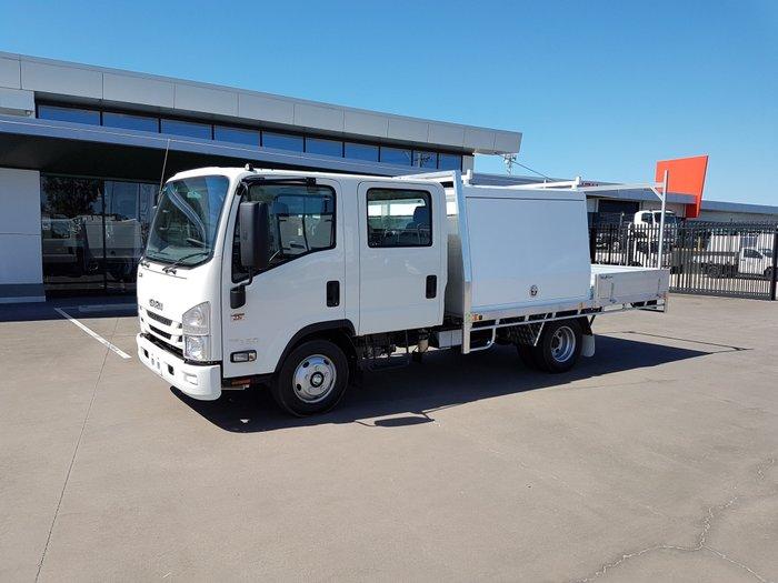 2019 Isuzu NNR 45 150 TC- AMT Crew IFS