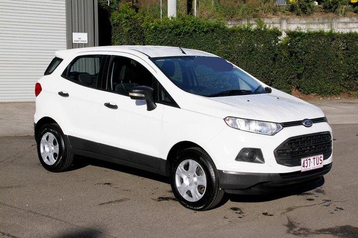 2014 Ford EcoSport Ambiente BK White
