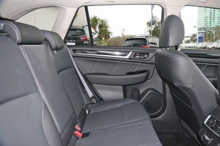 2019 Subaru Outback 2.5i Premium 5GEN MY19 Four Wheel Drive Red