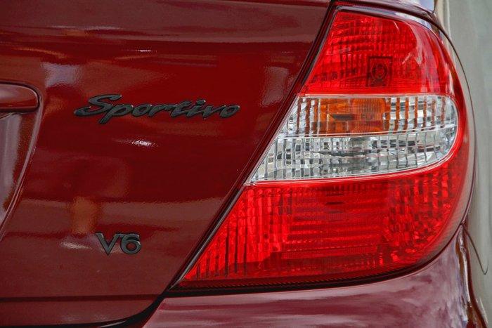 2003 Toyota Camry Sportivo MCV36R Red