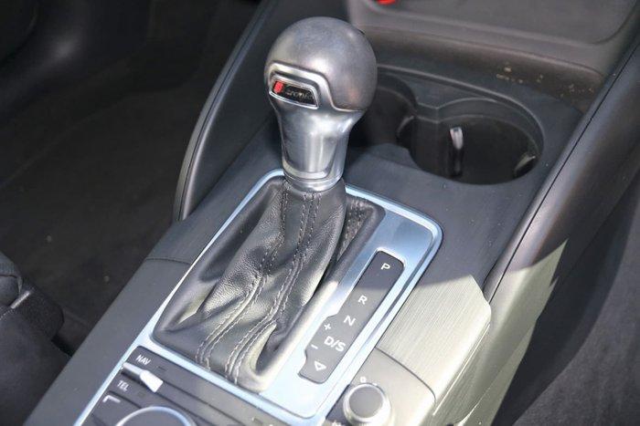 2014 Audi A3 Ambition 8V Red