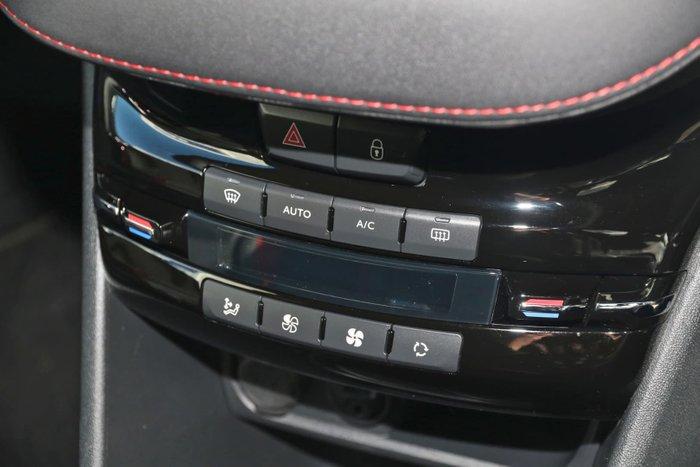 2017 Peugeot 208 GTi A9 MY17 Black