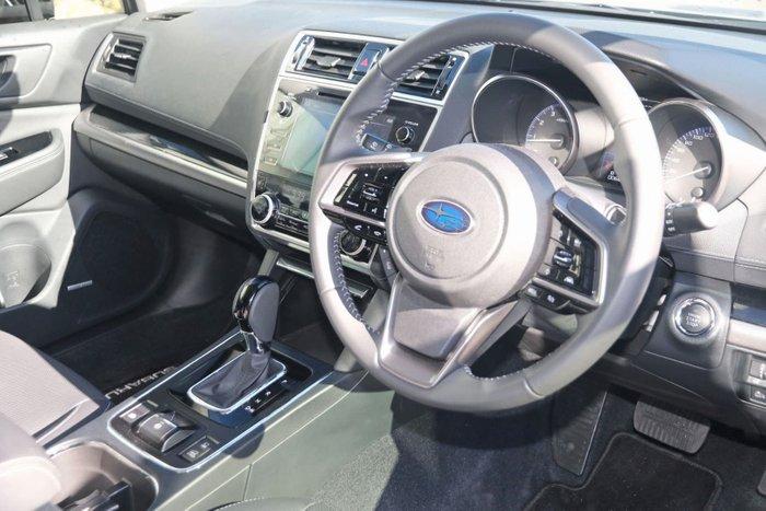 2018 Subaru Outback 3.6R 5GEN MY18 Four Wheel Drive Silver