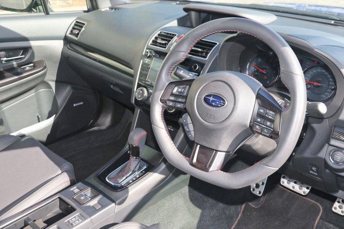 2018 Subaru WRX Premium V1 MY19 Four Wheel Drive Blue