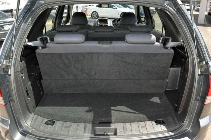 2015 Ford Territory TX SZ MkII Grey