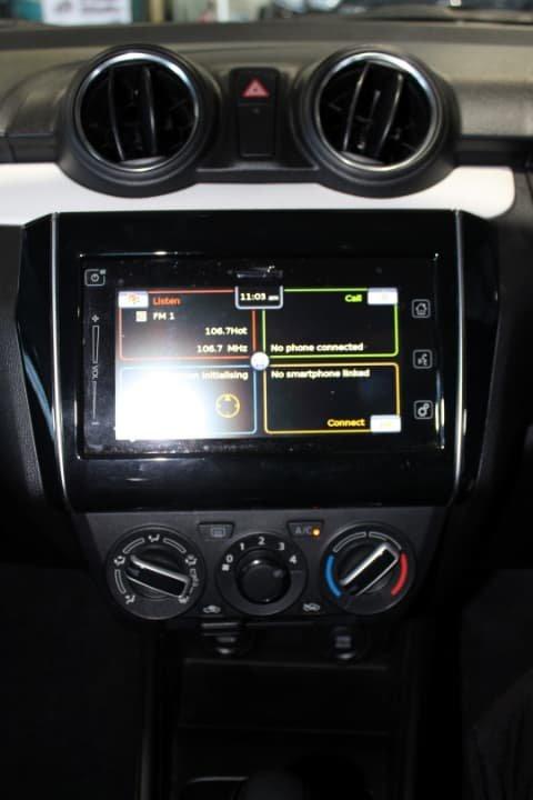 2017 Suzuki Swift GL Navigator Safety Pack AZ Blue