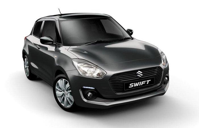 2019 Suzuki Swift GL Navigator AZ Grey