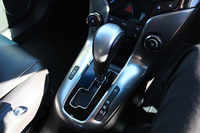 2016 Holden Cruze Z-Series JH Series II MY16 Green