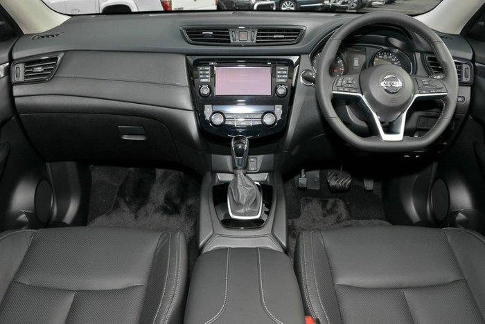 2018 Nissan X-TRAIL ST-L T32 Series II RUBY RED