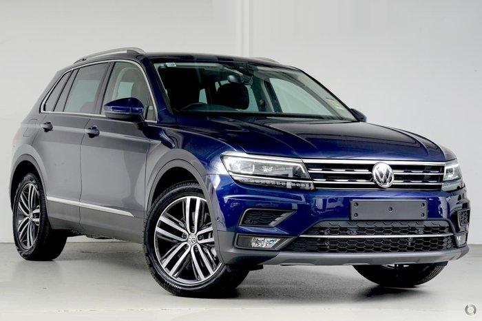2019 Volkswagen Tiguan 162TSI Highline