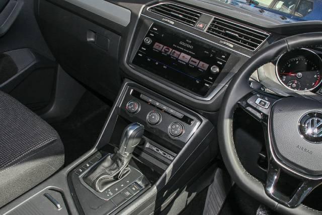 2019 Volkswagen Tiguan 110TSI Trendline 5N MY19.5 PURE WHITE
