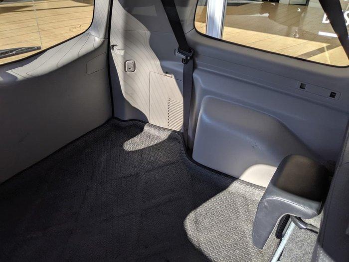 2014 Mitsubishi Challenger LS PC MY14 4X4 Dual Range White