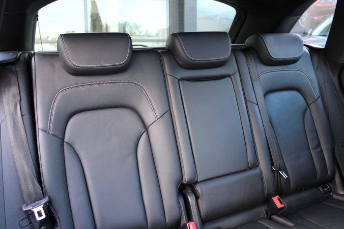 2015 Audi SQ5 TDI 8R MY16 Four Wheel Drive Black