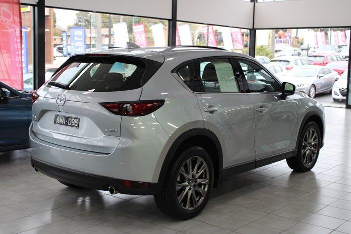 2018 Mazda CX-5 Akera KF Series 4X4 On Demand Silver