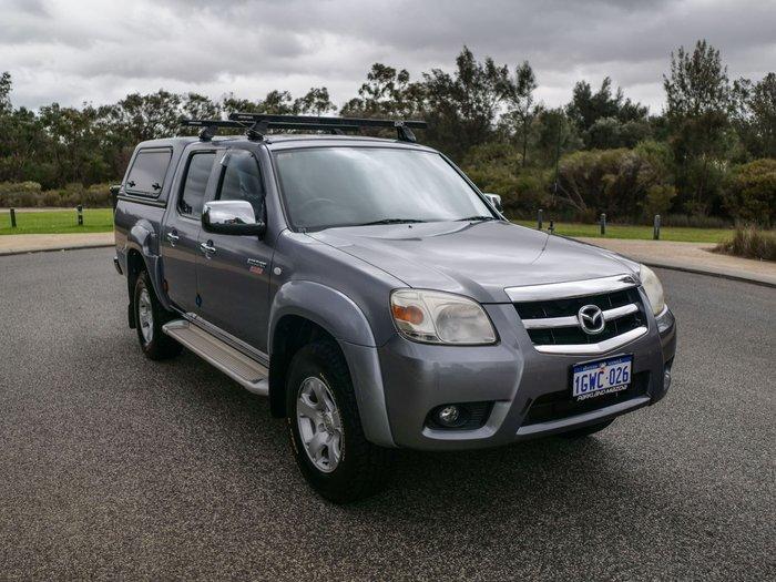 2010 Mazda BT-50 SDX UN 4X4 Grey