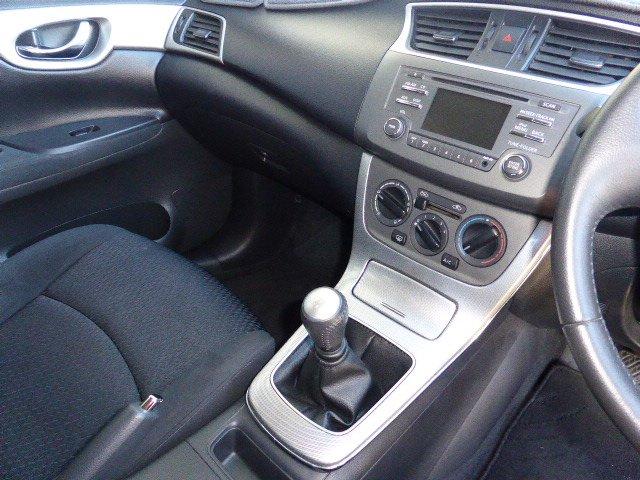 2013 Nissan Pulsar ST-S C12 BRILLIANT SILVER