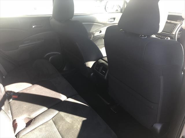 2015 Honda CR-V VTi RM Series II MY16 Alabaster Silver