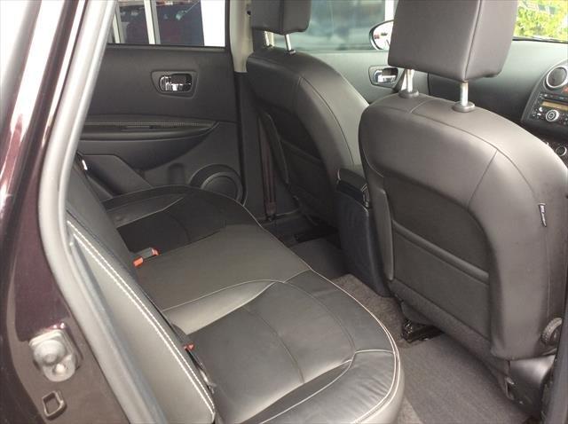 2011 Nissan Dualis Ti J10 Series II MY10 NIGHTSHADE
