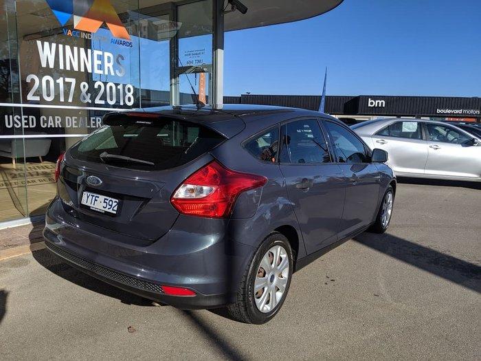 2011 Ford Focus Ambiente LW Grey