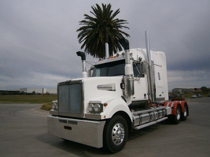 2013 Western Star 4964FX 4900 4964