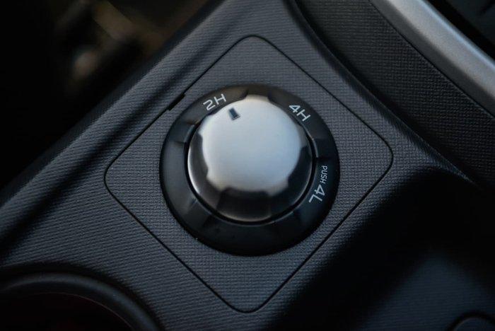 2018 Isuzu D-MAX LS-T MY18 4X4 Dual Range Black