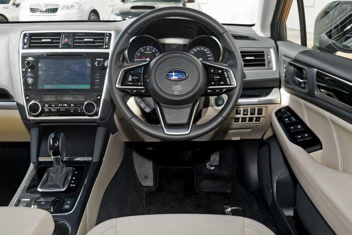 2018 Subaru Outback 3.6R 5GEN MY19 Four Wheel Drive Blue