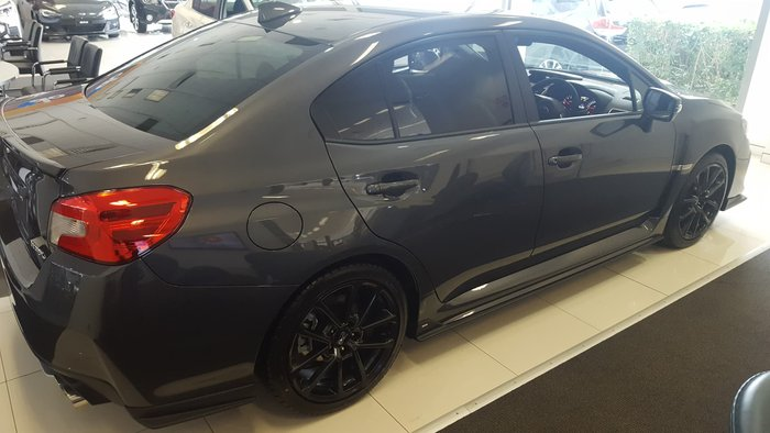2019 Subaru WRX Premium V1 MY20 Four Wheel Drive Grey