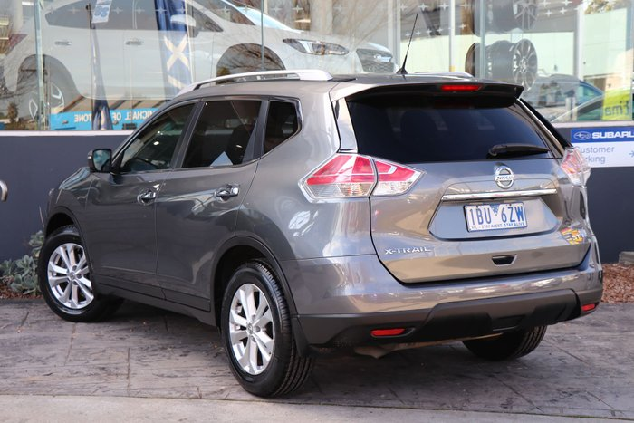 2014 Nissan X-TRAIL ST-L T32 Grey