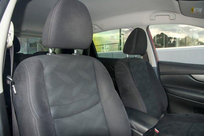 2015 Nissan X-TRAIL ST T32 4X4 On Demand Red