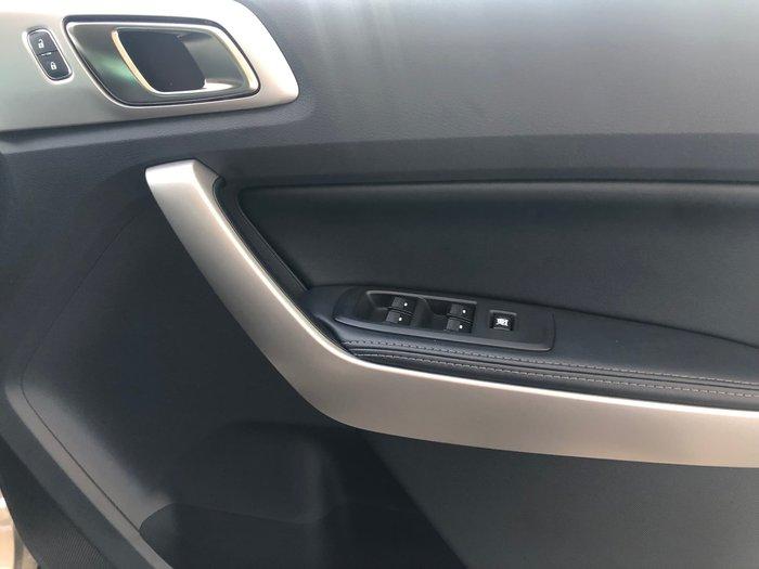 2019 Ford Everest Trend UA II MY19 4X4 Dual Range Silver
