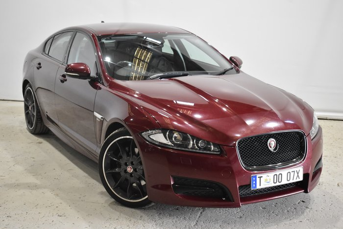 2015 Jaguar XF R-Sport X250 MY15 Red